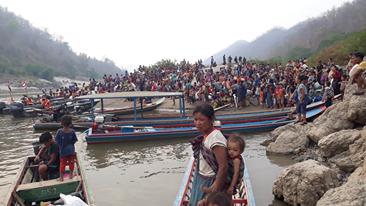 東ミャンマー緊急支援のお願い